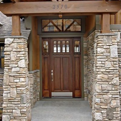 Exterior Front Doors Houston | Castle Doors & More